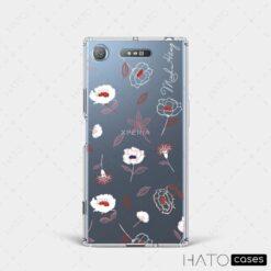in ốp lưng điện thoại sony xperia xz1 2