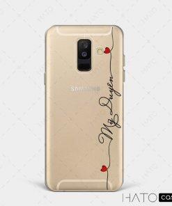 in ốp lưng điện thoại samsung galaxy a6 plus 3