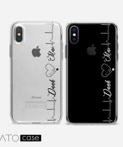 Đặt làm ốp lưng couple iphone cực cute