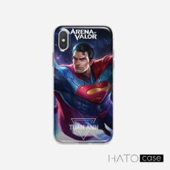 Ốp Lưng Liên Quân Tướng Superman
