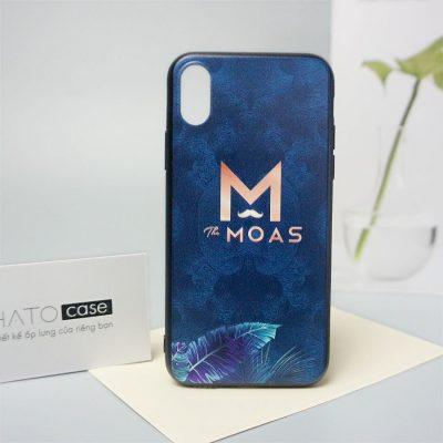 In ốp lưng điện thoại doanh nghiệp The Moas 3