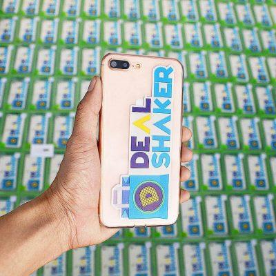 In ốp lưng điện thoại doanh nghiệp Deal Shaker 3