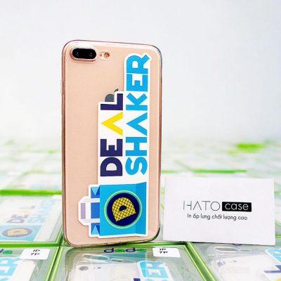In ốp lưng điện thoại doanh nghiệp Deal Shaker 4
