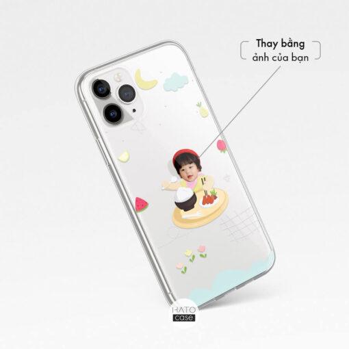 ốp lưng điện thoại tự thiết kế