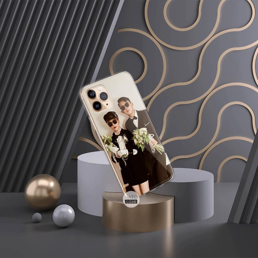 Thiết kế case điện thoại couple