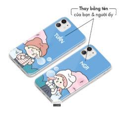 thiết kế ốp điện thoại đôi